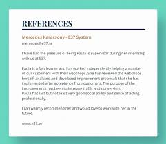 How To Do References On A Resume What Is The Purpose Of A Resume