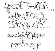Girly Alphabet Fonts Apr They Can Berkley Font Downloadspan