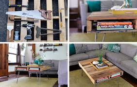 15 diy coffee table ideas personalize