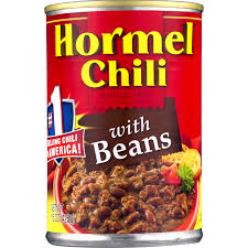 hormel chili can. Unique Chili On Hormel Chili Can O