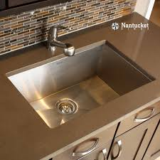 622 22 the zr2818 is a large single bowl rectangle undermount stainless steel kitchen sink