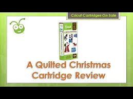 A Quilted Christmas Cricut Cartridge Review - YouTube & A Quilted Christmas Cricut Cartridge Review Adamdwight.com