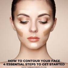 how to contour your face the right way