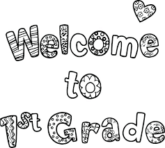 coloring pages first grade 2066714