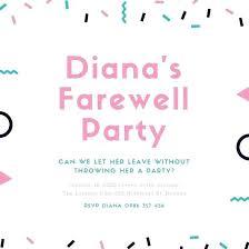 Invitation Cards For Farewell Party Farewell Invitation Cards Designs Scorev Pro