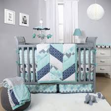 grey cot bedding sets baby comforter sets gray baby bedding sets crib quilt blue cot bedding