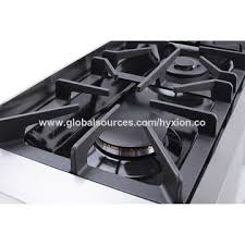 gas cooking stoves. China High-end 4 Burner Gas Cooking Stoves