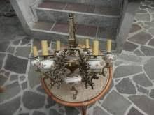 Lampadario Cucina Vintage : Lampadario vintage ceramica annunci in tutta italia kijiji