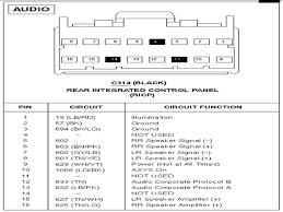 1999 ford contour stereo wiring diagram 2000 97 radio complete 1999 ford contour stereo wiring diagram 2000 97 radio complete diagrams o e