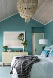 Blue Beach Bedroom Ideas