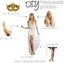 diy masquerade deess