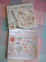 Doodle Stitching The Motif Collection 400 Easy Embroidery Designs A Bit Of Doodle Stitching Hello Hooray