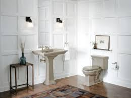 sealing hardwood floors in bathroom