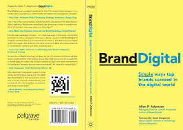 brand digital book cover with an ezcode
