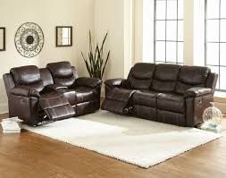 simmons lucky espresso reclining console loveseat. your husband wants a recliner, but you want stylish living room set? get simmons lucky espresso reclining console loveseat s