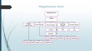 Doctor S Office Organizational Chart Jishnu Organiations Study At Pvs Hospital