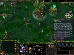 dota 6 60 the crown of warcraft iii