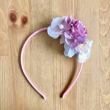 発表会や入学式に簡単手作り髪飾りでオシャレに決めようお花の