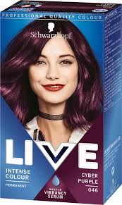 Live Colour Hair Dye From Schwarzkopf In 2019 Dyed Hair