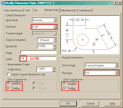 autocad dimension text size free cad lesson 4 11 modifying and creating dimensions autocad 2005