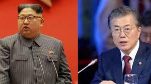Resultado de imagen para las dos coreas acuerdan ir a los juegos