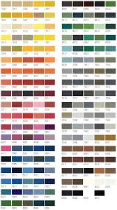 Ral Blue Color Chart Ral Colour Chart