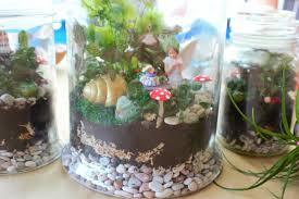how to make a fairy garden. Simple Fairy How To Make A Terrarium Fairy Garden Inside To Make A Fairy Garden