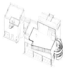 house studio of diego rivera and frida kahlo (mexico) designed by Strange House Plans house studio of diego rivera and frida kahlo (mexico) designed by mexican strange house plants