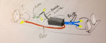 wiring a t8 ballast electrical diy chatroom home improvement forum T8 Wiring Diagram wiring a t8 ballast ballast jpg t8 wiring diagram instructions