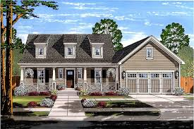 cape cod house plan with first floor