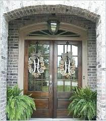 double door wreaths french front doors a guide on best ideas about sided over wreath hanger double door wreaths