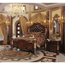 michael amini bedroom. Exellent Amini Michael Amini Victoria Palace 4pc Eastern King Size Panel Bedroom Set By  Aico For