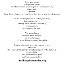 Until You Choose To Love Inspiring Short Stories Magnificent Motivational Poem About Love