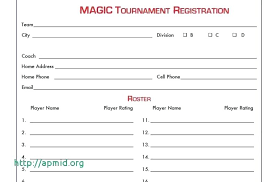 Registration Form Template Word Free School Registration Form Template Word Infinitedegrees Info