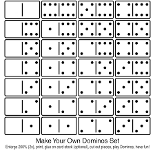 Addition Math Worksheets For Kindergarten Domino Printables Free ...