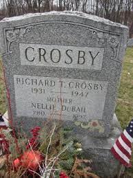 Nellie DuBail Crosby (1910-1997) - Find A Grave Memorial