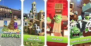 Angry Birds AR: Isle of Pigs çıktı! İndir! - Donanım Günlüğü