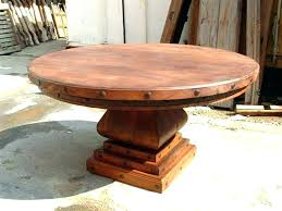 wooden round dining table set round wood dining table reclaimed wood round dining table with regard