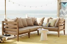 west elm patio furniture. West Elm Sectional Sofas In Latest Patio Furniture With Outdoor For Gallery R
