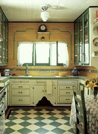 40s Interiors Weren't All Black Gold And Drama Custom 1930S Interior Design