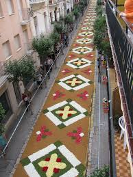 d eclared a local tradition of especial tourist interest the corpus christi festival in sitges attracts flocks of visitors to the region every year