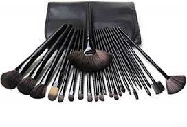 mac makeup brush set for women 24