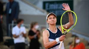 French Open tennis - Barbora Krejcikova edges out Maria Sakkari in epic to  reach first Grand Slam final - Eurosport