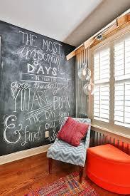 Marvelous Chalkboard Wall