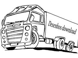 Disegni Da Colorare Gratis Camion Fredrotgans