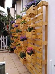 wooden crates for your garden decor1