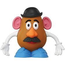 Potato Heads Monsieur Patate