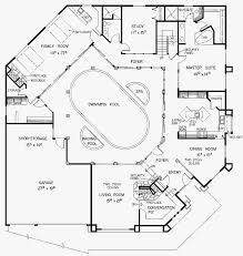 pool house floor plans free awesome u shaped house plans courtyard pool woodguides