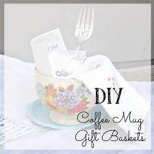 Homemade gift baskets gift baskets for men themed gift baskets homemade gifts raffle baskets basket gift coffee gift baskets creative gift diy coffee lover's gift.fill a basket with coffee drinks, coffee, chocolates, chocolate covered coffee beans, gift card to a coffee place, etc… Diy Coffee Mug Gift Baskets Little Vintage Cottage