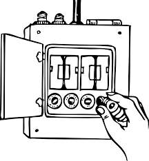 clipart fuse box johnny automatic